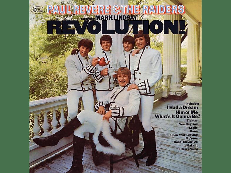 Paul Revere, The Raiders - Revolution! [CD]
