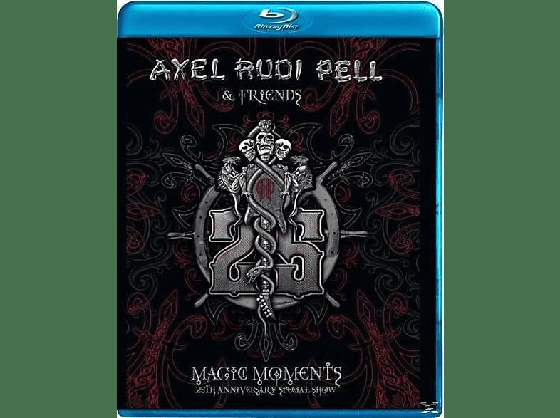 Axel Rudi Pell - Magic Moments [Blu-ray]