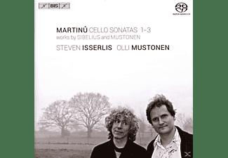 Mustonen/Isserlis - Sonaten für Cello und Klavier  - (SACD)