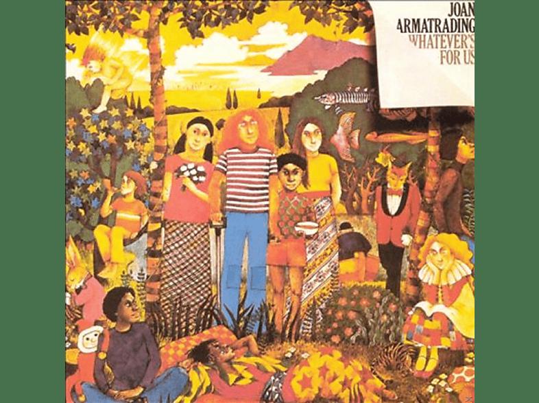 Joan Armatrading - Whatever's For Us [CD]