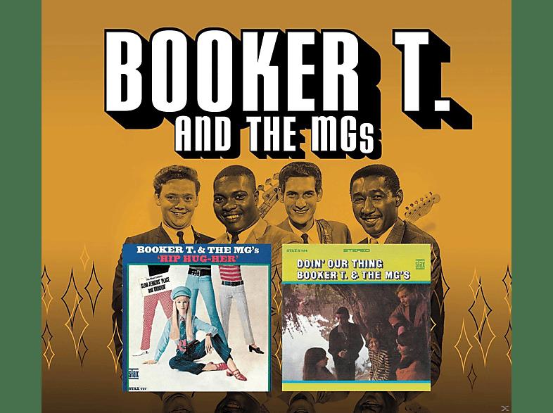 Booker T. & The M.G.'s - Hip Hug Her & Doin' Our Thing (+Bonus) [CD]