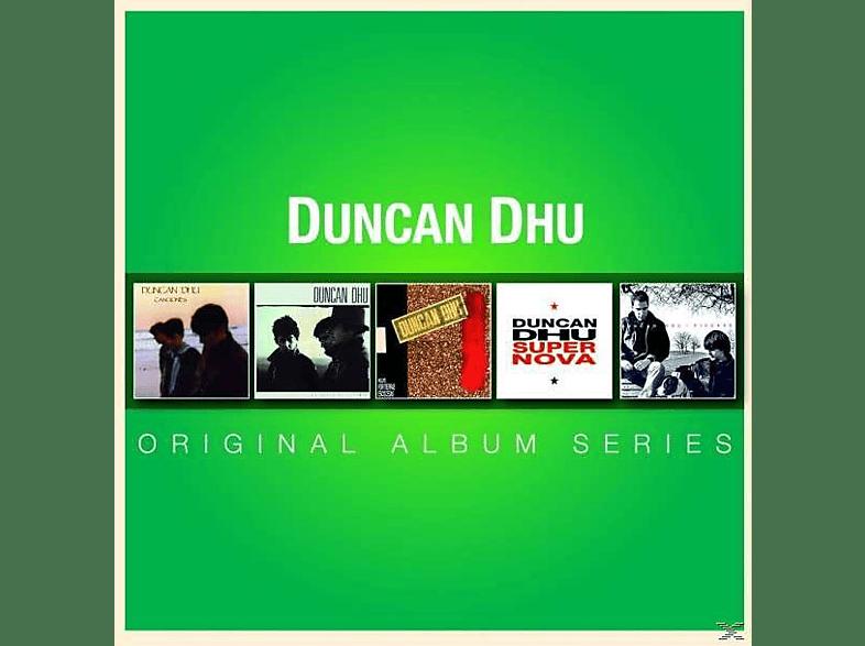 Duncan Dhu - Duncan Dhu Original Album Series [CD]