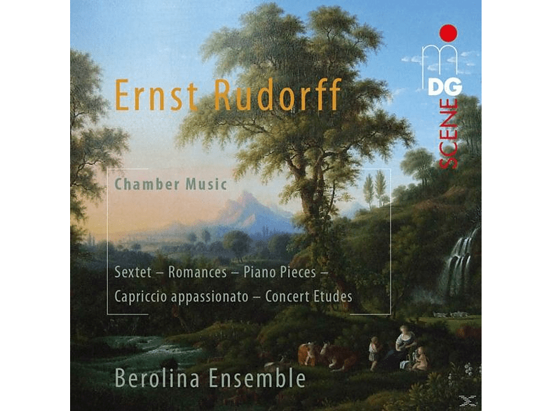 Berolina Ensemble - Kammermusik [SACD Hybrid]