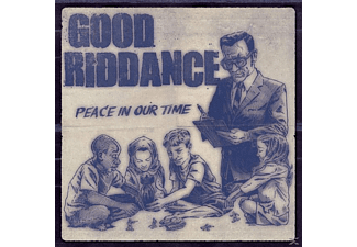 Good Riddance - Peace In Our Time - (LP + Download)