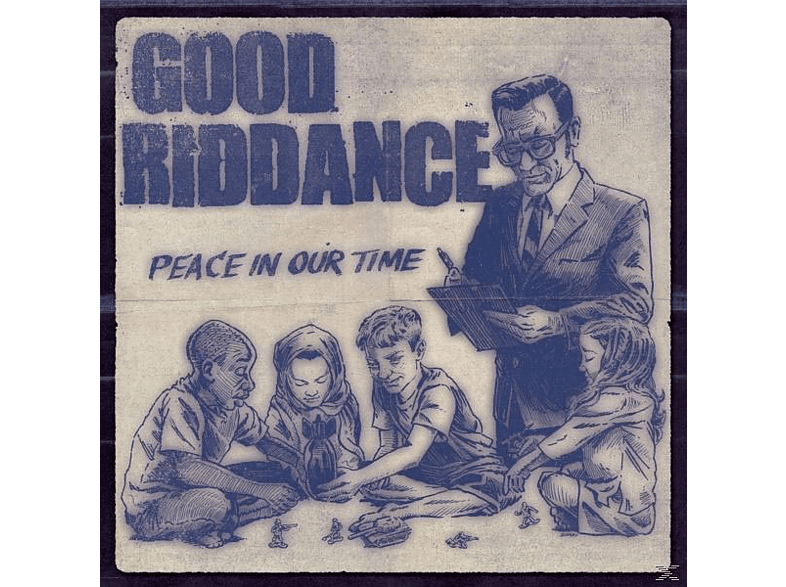 Good Riddance - Peace In Our Time [LP + Download]