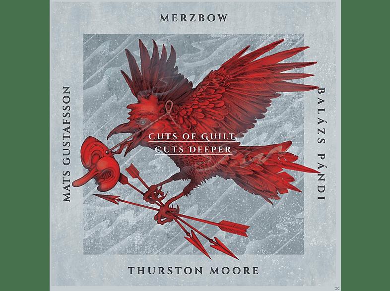 Merzbow, Mats Gustafsson, Balazs Pandi, Thurston Moore - Cuts Of Guilt, Cuts Deeper [CD]