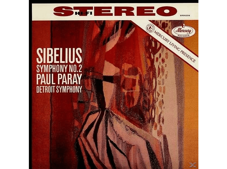 Paul/dso Paray, Detroit Symphony Orchestra - Sinfonie 2 (Ltd.Vinyl Edt.) [Vinyl]
