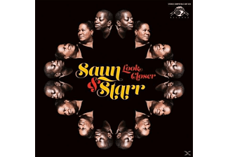 Saun & Starr - Look Closer (Lp+Mp3) - (LP + Download)