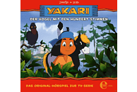 Yakari - (25)Hsp Tv-Der Vogel Mit Den Hundert Stimmen - (CD)