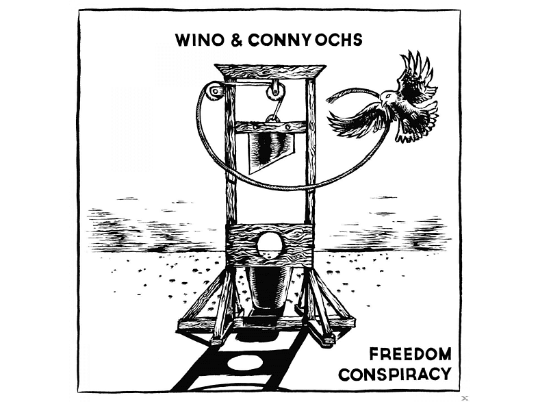 Wino & Conny Ochs - Freedom Conspiracy [CD]
