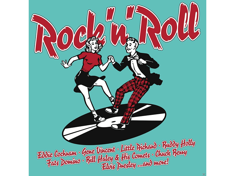 VARIOUS - Rock'n' Roll [CD]