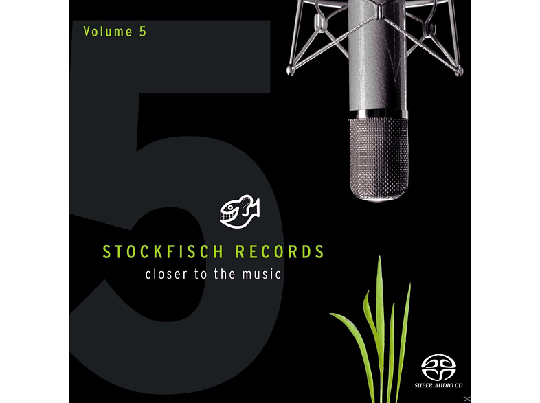 VARIOUS - Closer To The Music Vol.5 [SACD Hybrid]