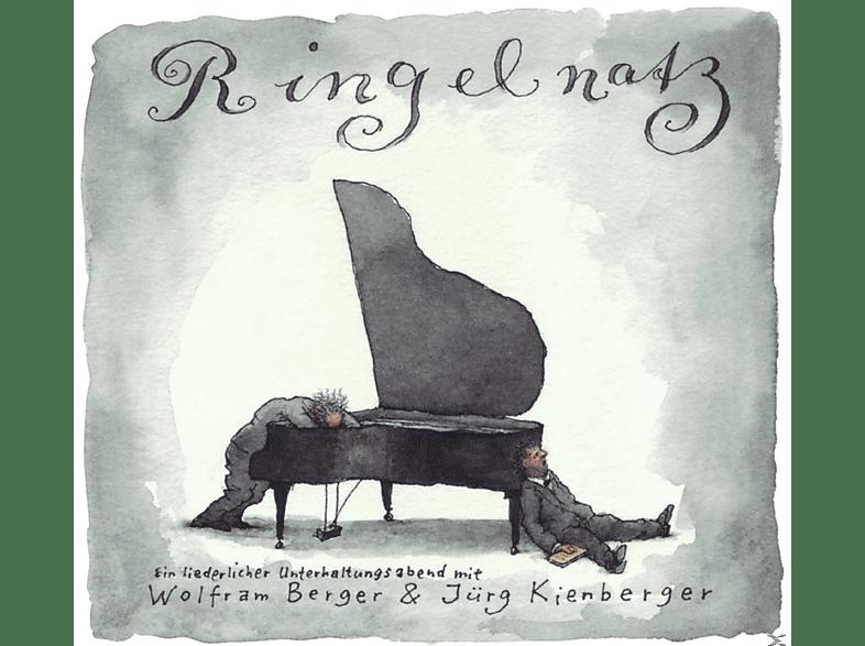 Wolfram Berger, Jürg Kienberger - Ringelnatz - Ein Liederlicher Unterhaltungsabend [CD]