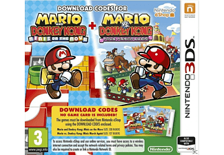 Mario and Donkey Kong Minis On The Move Nintendo 3DS