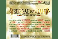 VARIOUS - Reggae Loves Jah [CD]