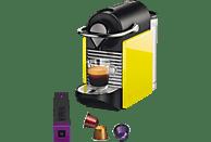 KRUPS XN3020 Nespresso Pixie Kapselmaschine Black/Electric Lemon