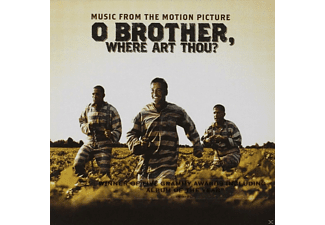 VARIOUS - Oh Brother, Where Art Thou?  - (CD EXTRA/Enhanced)