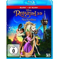 Rapunzel - Neu verföhnt [3D Blu-ray (+2D)]