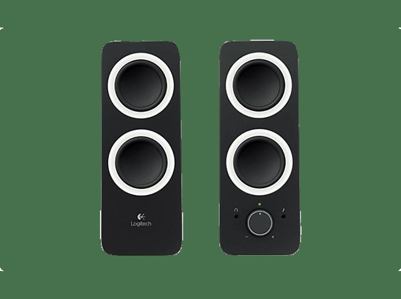 LOGITECH Multimedia Speakers Z200 noir