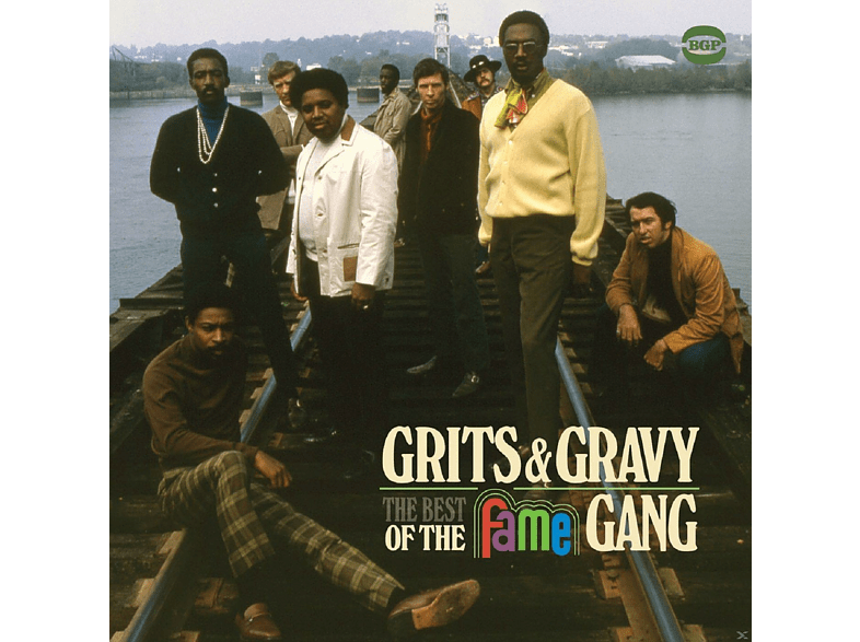 The Fame Gang - Grits & Gravy - Best Of The Fame Gang [CD]