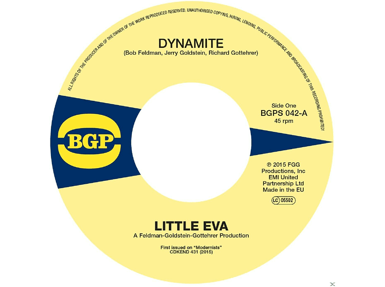 Little Eva - Dynamite [Vinyl]