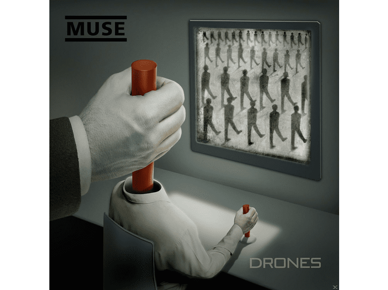 Muse - Drones [Vinyl]