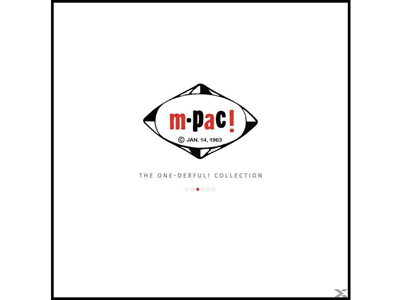 VARIOUS - The One-Derful! Collection: M-Pac! [CD]