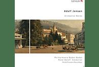 Philharmonie Baden-Baden - Orchestral Works By Adolf Jensen [CD]