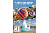 Abenteuer Reisen - Ballon Safarie (4 Orte) [DVD]