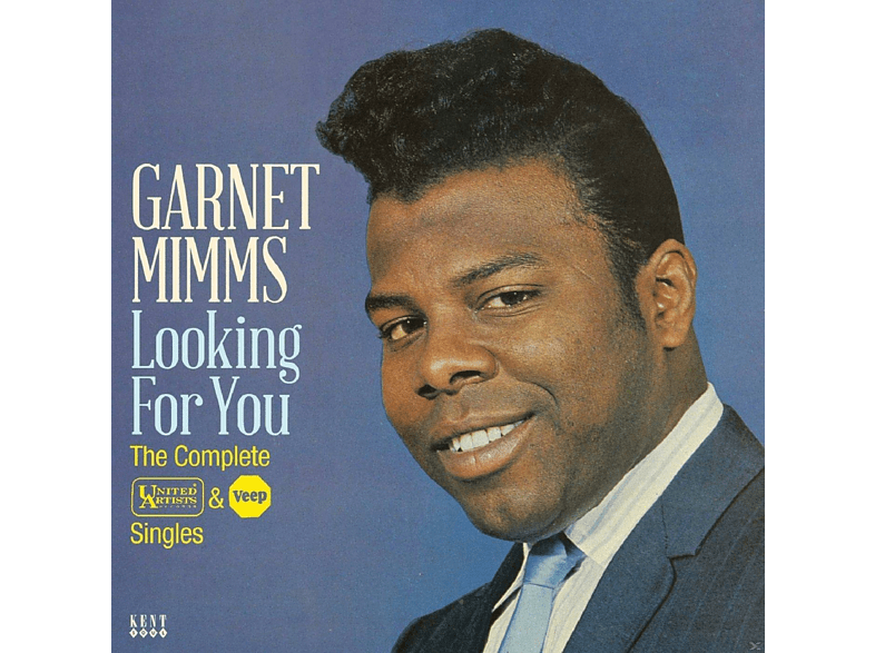 Garnet Mimms - Looking For You-Complete United Artists & Veep S [CD]