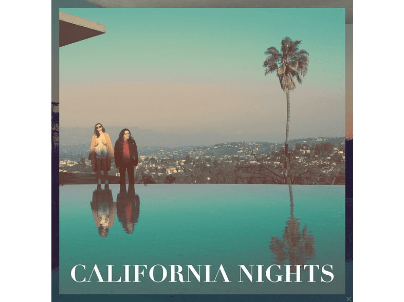 Best Coast - California Nights [CD]