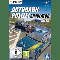 Autobahnpolizei-Simulator 2015 - [PC]