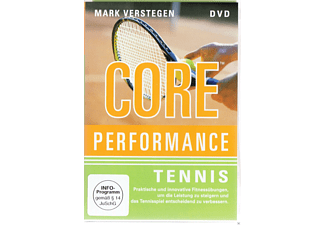 Core Performance Tennis DVD