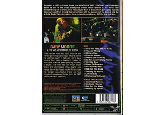 Gary Moore - LIVE AT MONTREUX 2010  - (DVD)