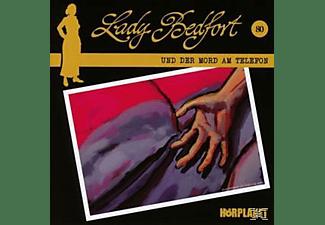 Lady Bedfort - Der Mord am Telefon (80)  - (CD)