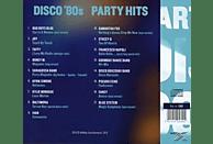 VARIOUS - Disco 80's Party Hits [CD]