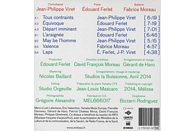 Edouard Ferlet, Jeanne Moreau - L'ineffable [Vinyl]