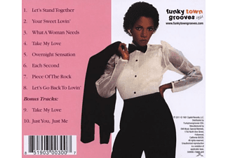 Melba Moore - What A Woman Needs  - (CD)
