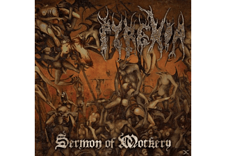 Pyrexia - Sermon Of Mockery (Ltd.Edt.) - (CD)
