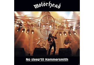 Motörhead - No Sleep 'til Hammersmith  - (Vinyl)