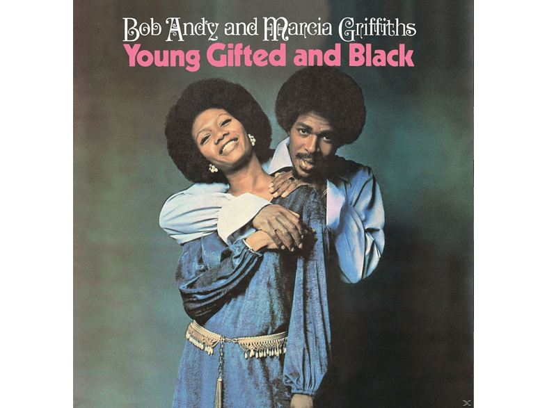 Bob Andy, Marcia Griffiths - Young, Gifted & Black [CD]