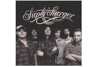 Supercharger - That's How We Roll  - (CD)