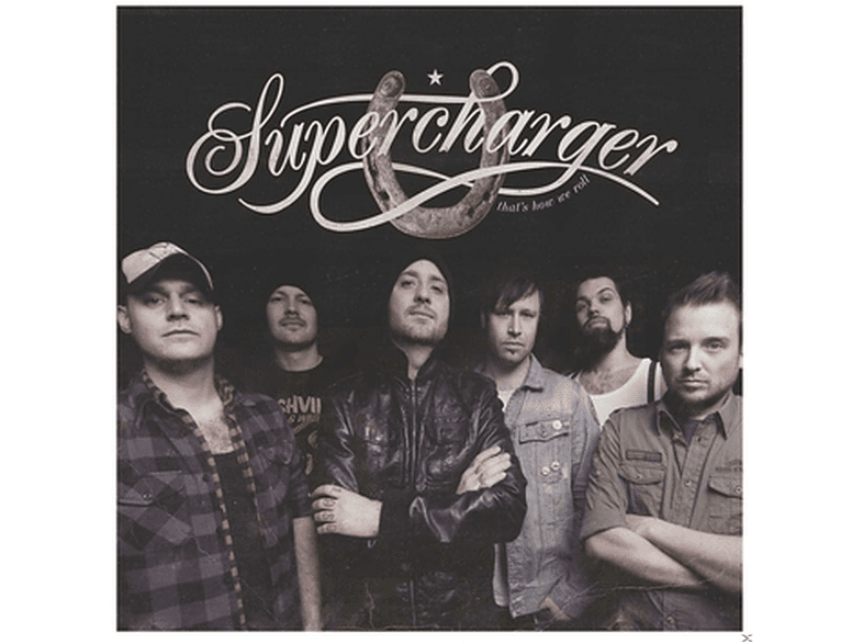 Supercharger - That's How We Roll [CD]