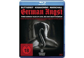 German Angst (Uncut) - (Blu-ray)