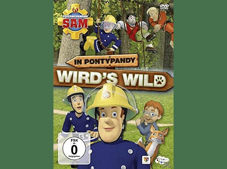 Feuerwehrmann Sam - In Pontypandy wird's wild [DVD]