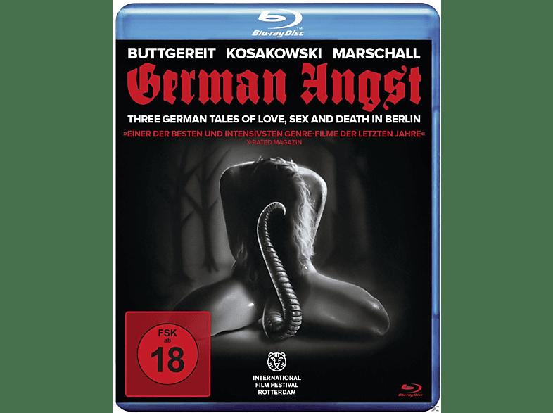 German Angst [Blu-ray]