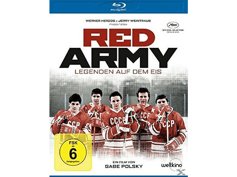 Red Army [Blu-ray]