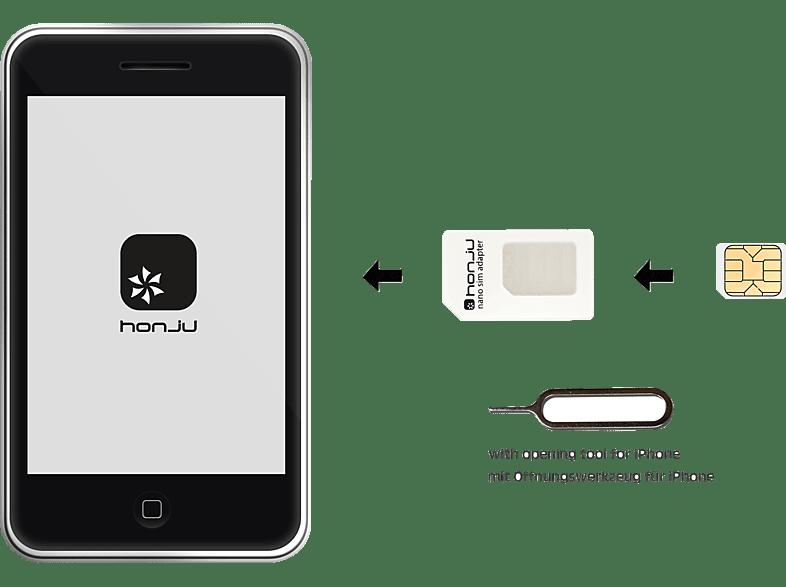 HONJU All-in-1 SIM Karten Adapter