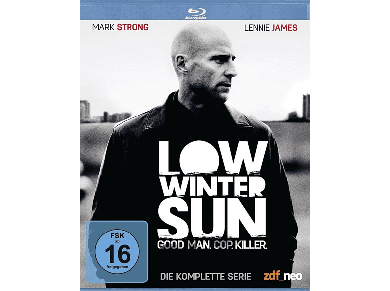 Low Winter Sun - Die komplette Serie [Blu-ray]