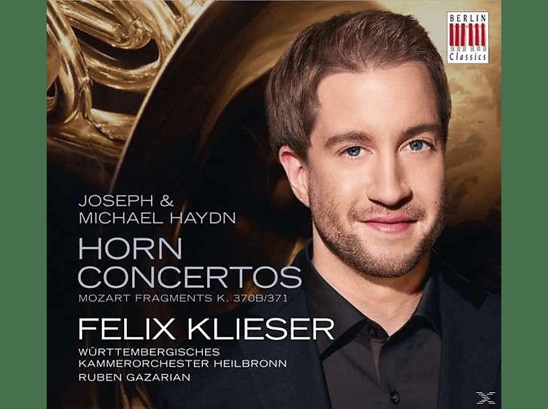 Felix Klieser, Württembergisches Kammerorchester (heilbronn) - Hornkonzerte [CD]
